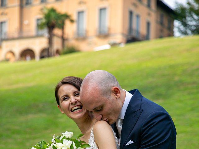Il matrimonio di Manlio e Laura a Arese, Milano 26