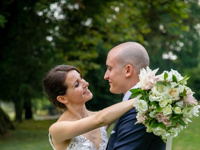 Le nozze di Laura e Manlio
