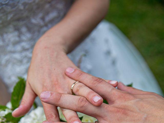 Il matrimonio di Manlio e Laura a Arese, Milano 28