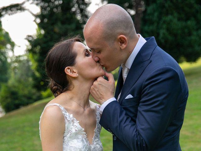 Il matrimonio di Manlio e Laura a Arese, Milano 29
