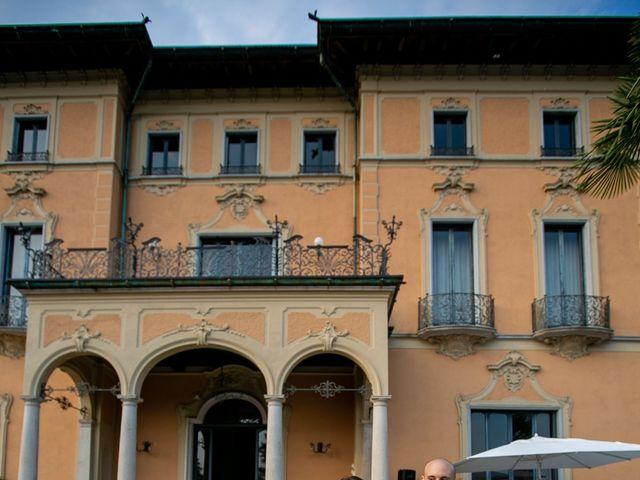 Il matrimonio di Manlio e Laura a Arese, Milano 33