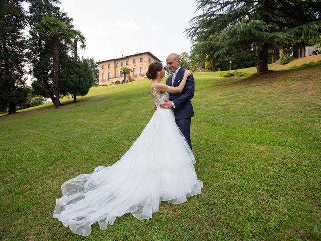 Il matrimonio di Manlio e Laura a Arese, Milano 34
