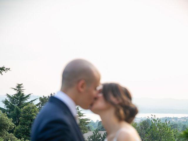 Il matrimonio di Manlio e Laura a Arese, Milano 35