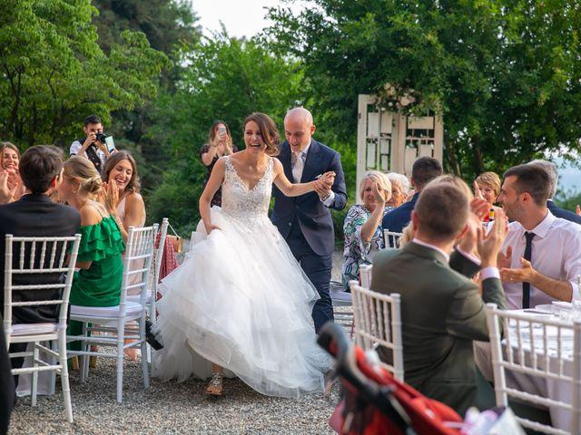 Il matrimonio di Manlio e Laura a Arese, Milano 36