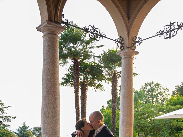 Il matrimonio di Manlio e Laura a Arese, Milano 37