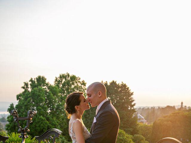 Il matrimonio di Manlio e Laura a Arese, Milano 38