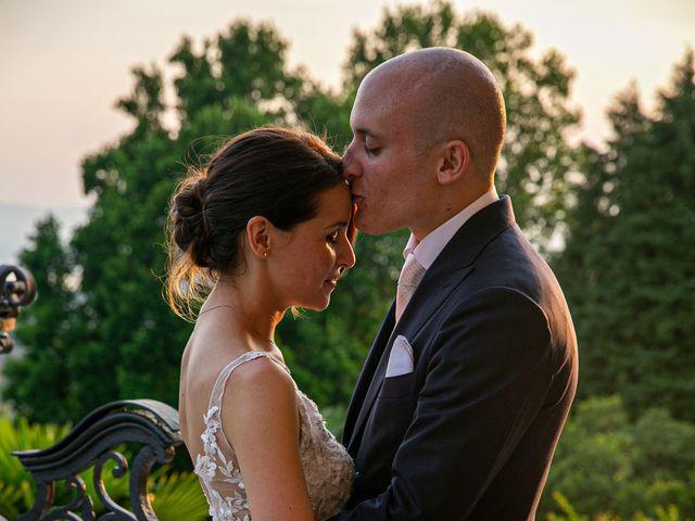 Il matrimonio di Manlio e Laura a Arese, Milano 40