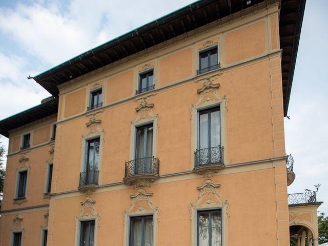 Il matrimonio di Manlio e Laura a Arese, Milano 42