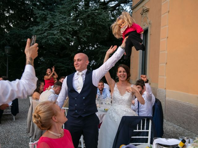 Il matrimonio di Manlio e Laura a Arese, Milano 43