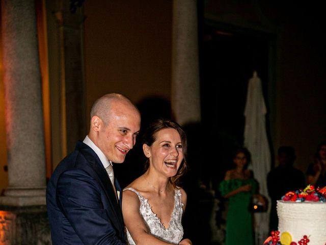 Il matrimonio di Manlio e Laura a Arese, Milano 46