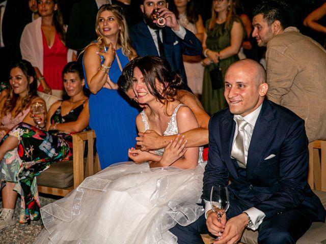 Il matrimonio di Manlio e Laura a Arese, Milano 51
