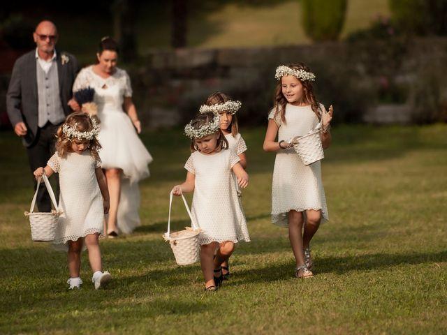 Il matrimonio di Andrea e Clara a Cisano Bergamasco, Bergamo 21