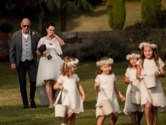 Il matrimonio di Andrea e Clara a Cisano Bergamasco, Bergamo 22