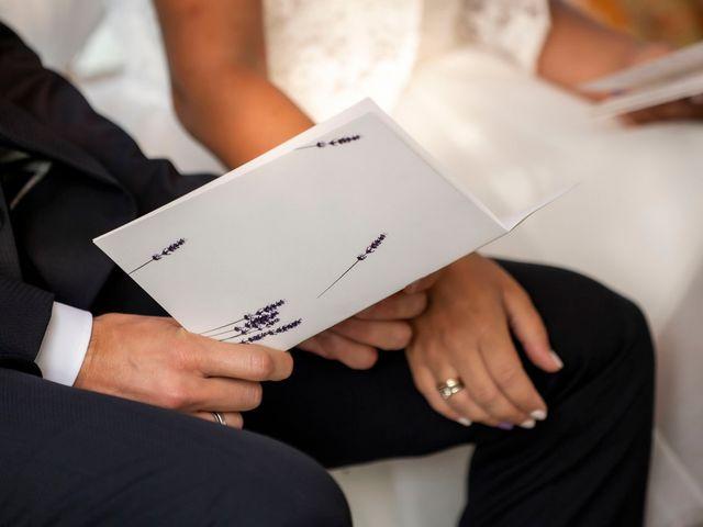 Il matrimonio di Andrea e Clara a Cisano Bergamasco, Bergamo 27