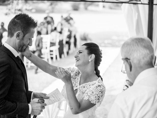 Il matrimonio di Andrea e Clara a Cisano Bergamasco, Bergamo 31