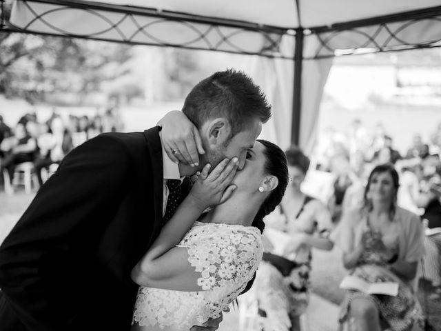 Il matrimonio di Andrea e Clara a Cisano Bergamasco, Bergamo 35