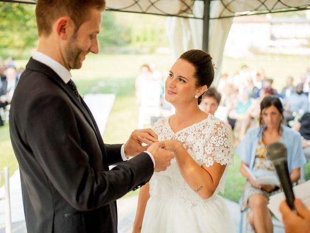Il matrimonio di Andrea e Clara a Cisano Bergamasco, Bergamo 37