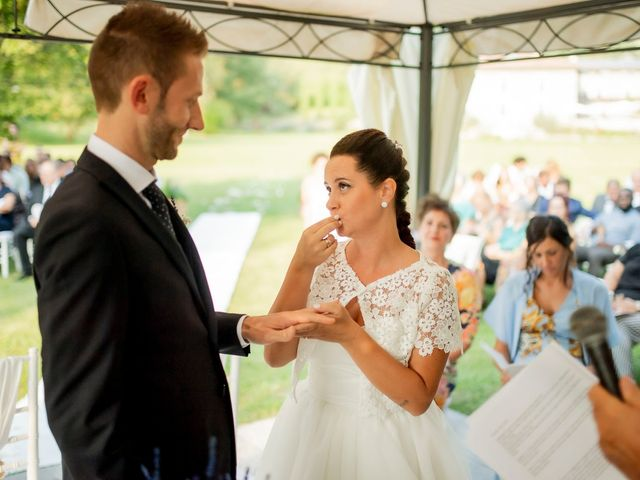Il matrimonio di Andrea e Clara a Cisano Bergamasco, Bergamo 38