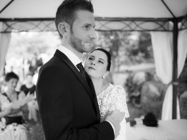 Il matrimonio di Andrea e Clara a Cisano Bergamasco, Bergamo 40