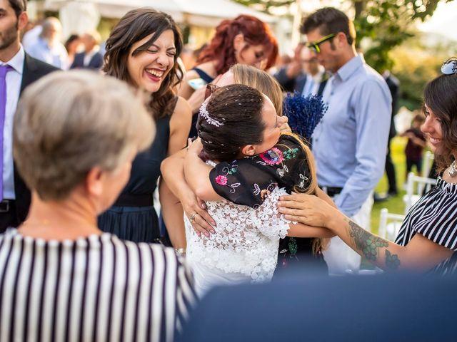 Il matrimonio di Andrea e Clara a Cisano Bergamasco, Bergamo 44