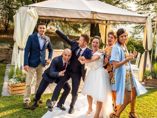 Il matrimonio di Andrea e Clara a Cisano Bergamasco, Bergamo 48