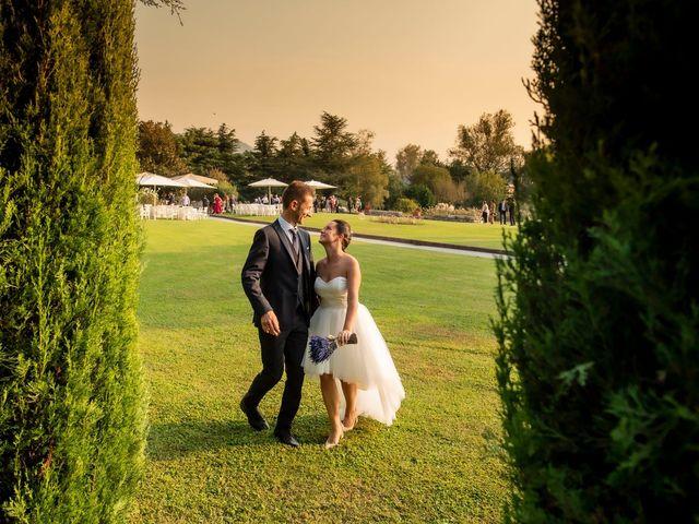 Il matrimonio di Andrea e Clara a Cisano Bergamasco, Bergamo 52