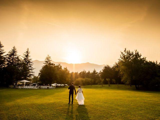 Il matrimonio di Andrea e Clara a Cisano Bergamasco, Bergamo 66