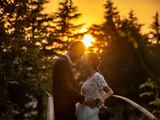 Il matrimonio di Andrea e Clara a Cisano Bergamasco, Bergamo 71