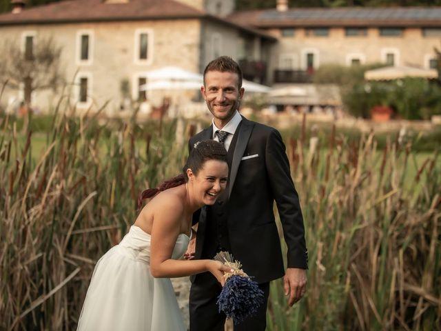 Il matrimonio di Andrea e Clara a Cisano Bergamasco, Bergamo 73