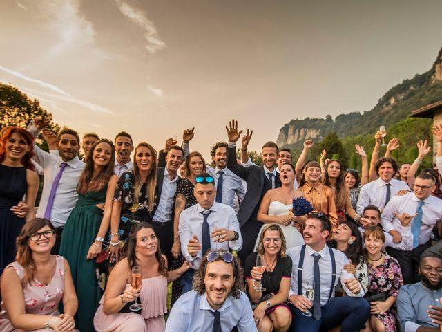 Il matrimonio di Andrea e Clara a Cisano Bergamasco, Bergamo 75