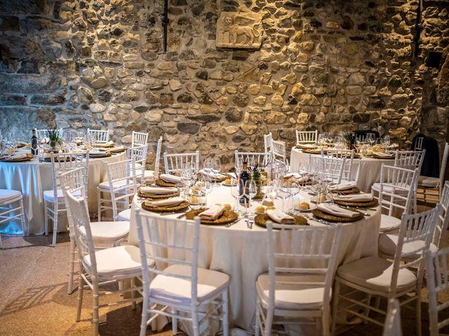 Il matrimonio di Andrea e Clara a Cisano Bergamasco, Bergamo 78