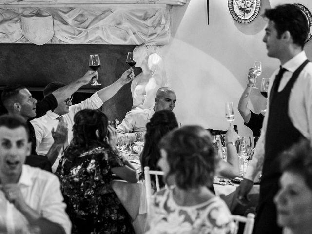 Il matrimonio di Andrea e Clara a Cisano Bergamasco, Bergamo 84
