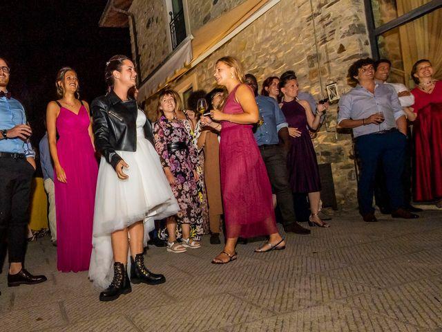 Il matrimonio di Andrea e Clara a Cisano Bergamasco, Bergamo 88
