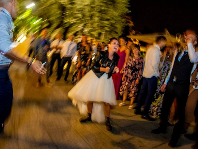 Il matrimonio di Andrea e Clara a Cisano Bergamasco, Bergamo 89