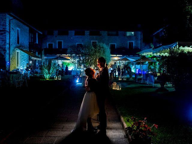 Il matrimonio di Andrea e Clara a Cisano Bergamasco, Bergamo 90