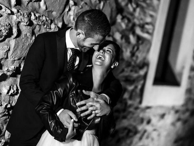 Il matrimonio di Andrea e Clara a Cisano Bergamasco, Bergamo 92