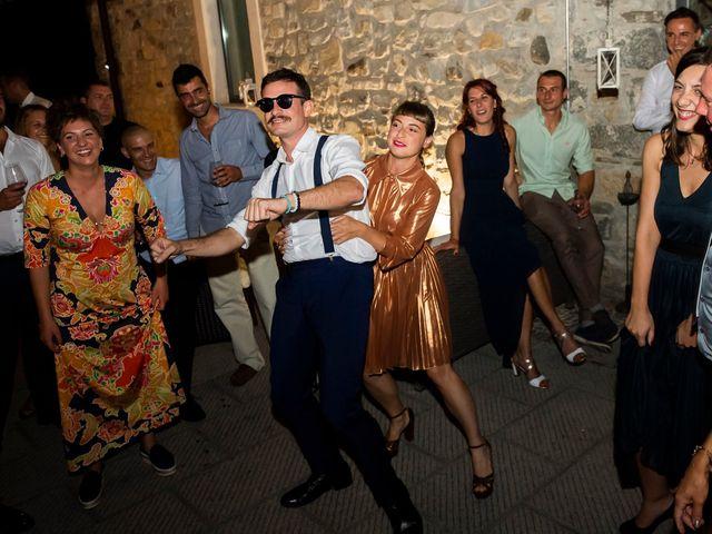 Il matrimonio di Andrea e Clara a Cisano Bergamasco, Bergamo 95