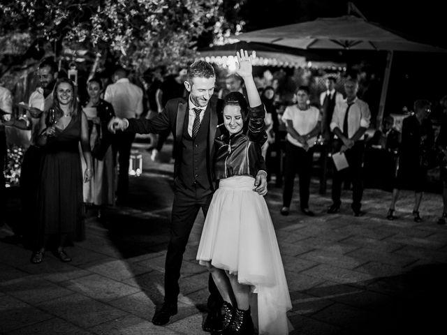 Il matrimonio di Andrea e Clara a Cisano Bergamasco, Bergamo 103