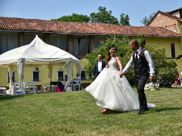 Il matrimonio di Matteo e Valentina a Coazze, Torino 9