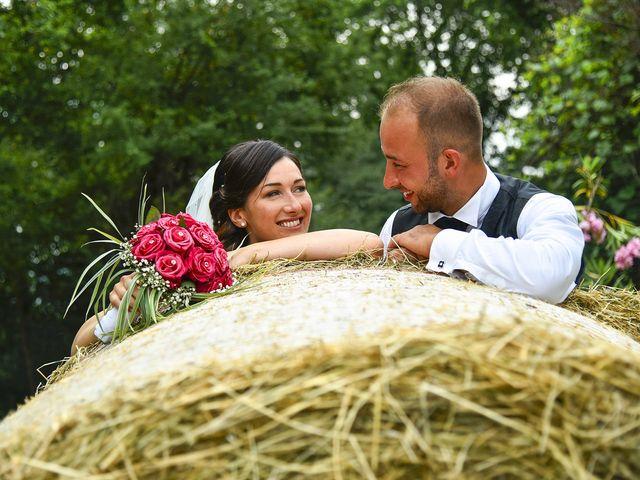 Il matrimonio di Matteo e Valentina a Coazze, Torino 2