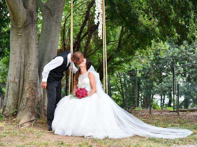 Il matrimonio di Matteo e Valentina a Coazze, Torino 13