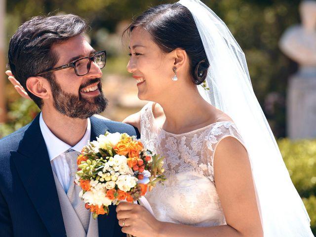 Le nozze di Lu Lu e Tano