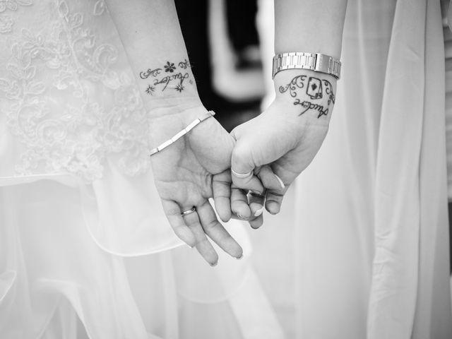 Il matrimonio di Luca e Alessia a Bologna, Bologna 1