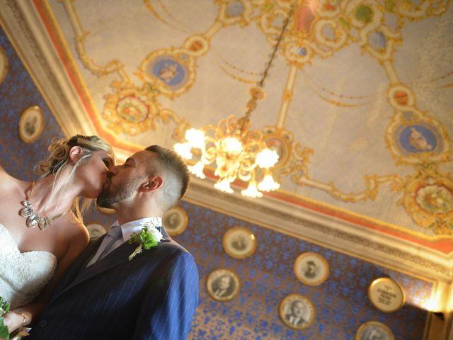 Il matrimonio di Luca e Alessia a Bologna, Bologna 16