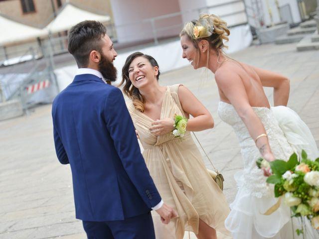 Il matrimonio di Luca e Alessia a Bologna, Bologna 22
