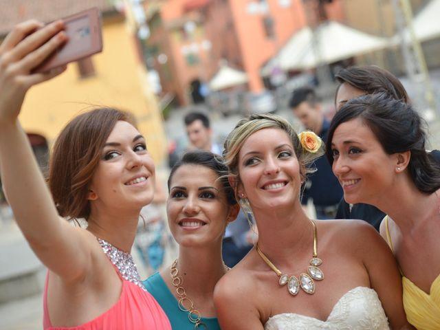 Il matrimonio di Luca e Alessia a Bologna, Bologna 24