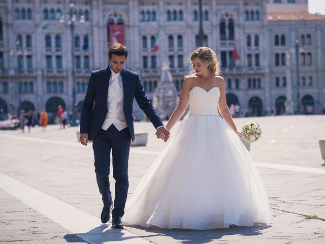 Il matrimonio di Lorenzo e Alessandra a Trieste, Trieste 36