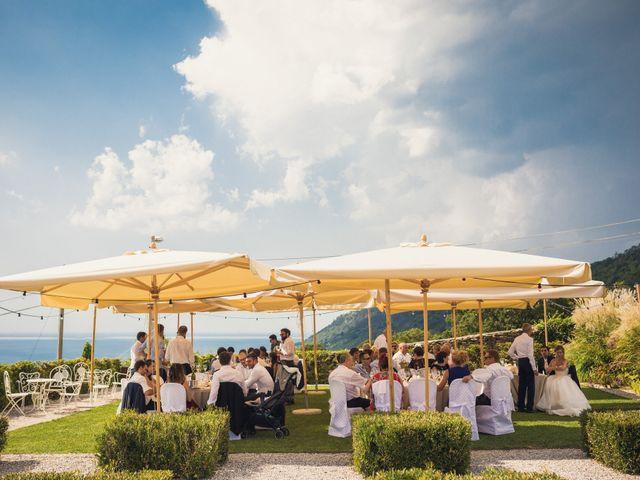 Il matrimonio di Lorenzo e Alessandra a Trieste, Trieste 39