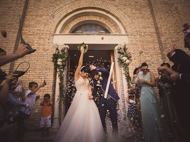 Il matrimonio di Vittorio e Federica a Monteprandone, Ascoli Piceno 22