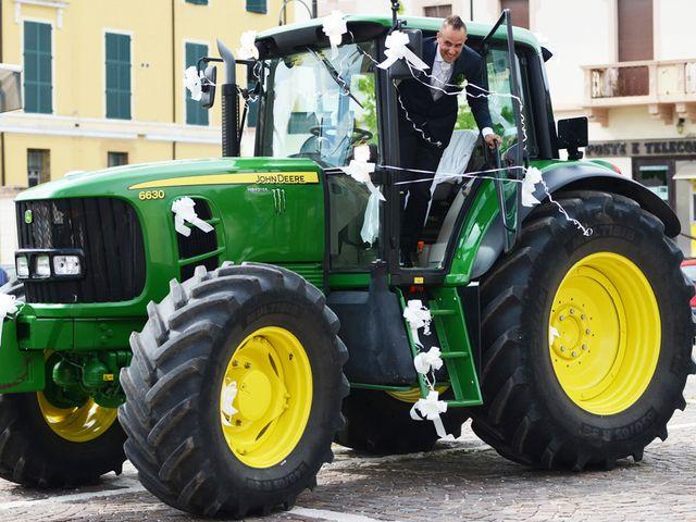 Il matrimonio di Andrea e Federica a Copparo, Ferrara 9